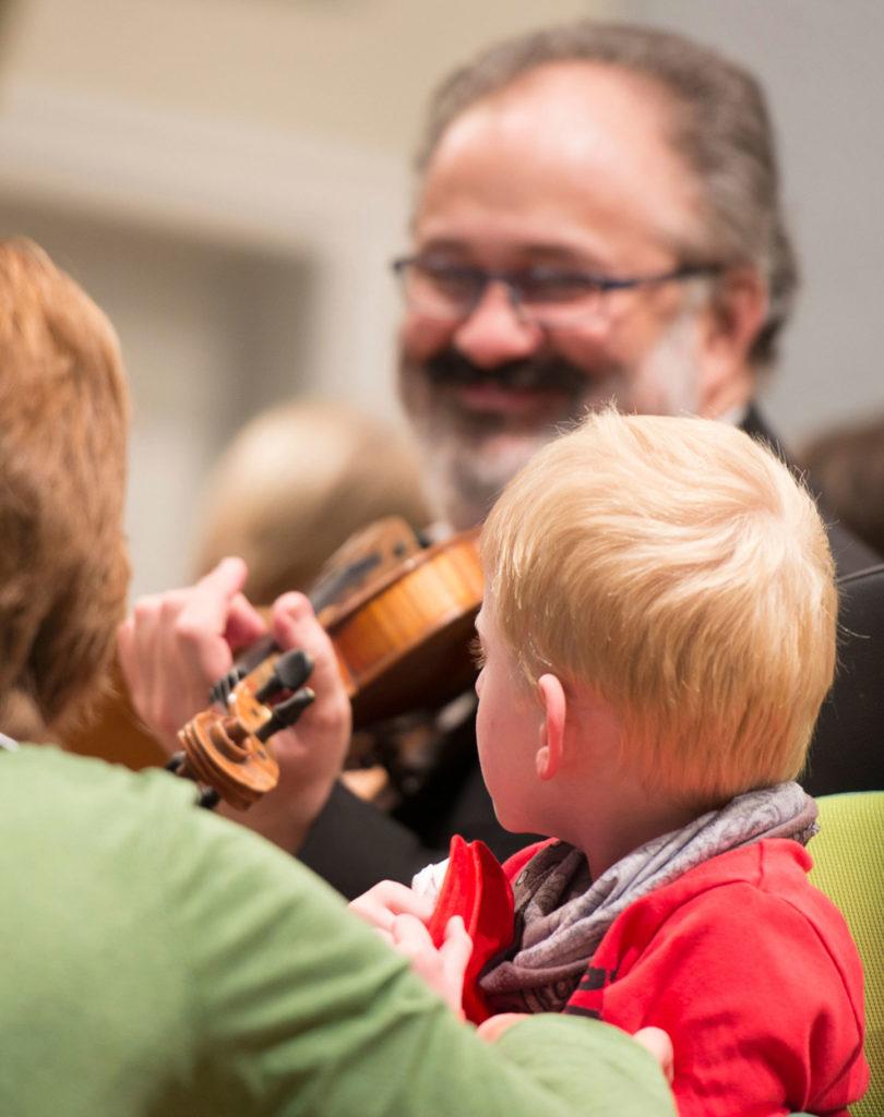 Familienkonzerte mit den Bad Reichenhaller Philharmonikern