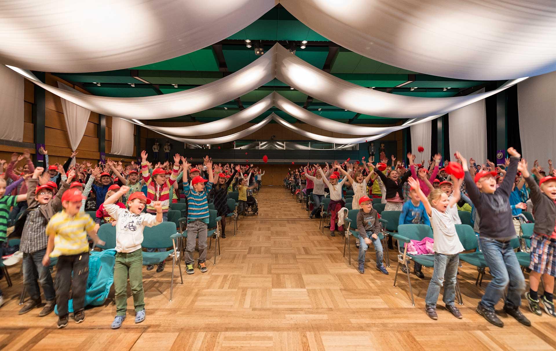 Kindergartenkonzerte mit den Bad Reichenhaller Philharmonikern
